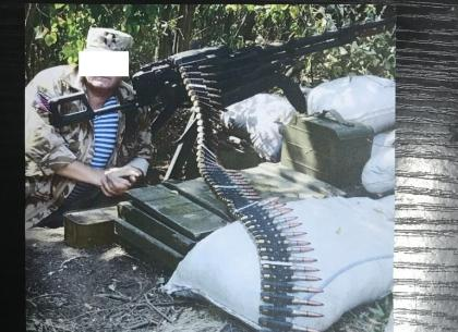 На Гоптовке задержали боевика из Донбасса