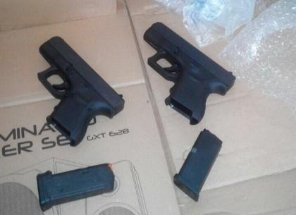 СБУ ликвидировала сеть контрабанды и сбыта оружия