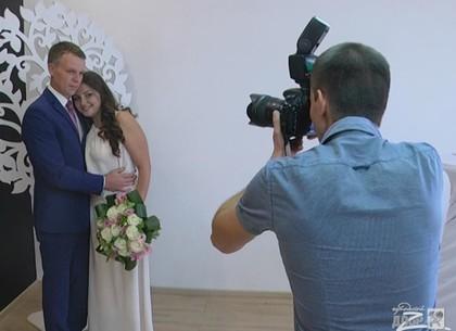 В Харькове – свадебный бум