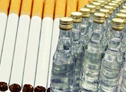 Производители алкоголя и сигарет заплатили в бюджеты Харьковщины более 24 миллионов гривен