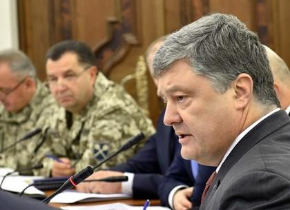 Президент: Вводим биометрический контроль для всех граждан, которые пересекают украинскую границу