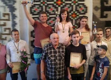 Харьковчане завоевали медали Кубка Украины по шашкам