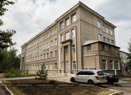 В харьковской школе №105 идет капитальный ремонт