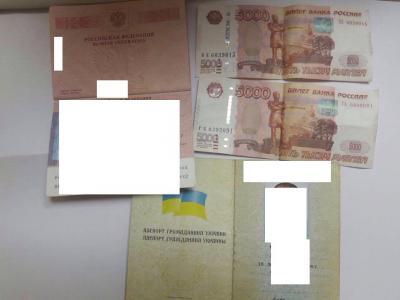 На «Гоптовке» украинец пытался за взятку провести россиянку