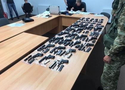 На Харьковщине перекрыли международный канал контрабанды оружия (ФОТО, ВИДЕО)