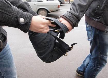 Нападение в Харькове: у мужчины украли сумку с огромной суммой