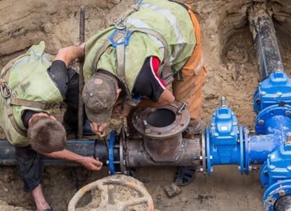 В Основянском районе меняют сети водоснабжения