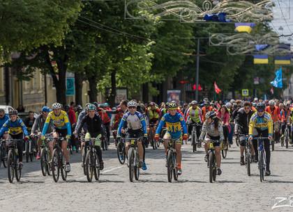 В Харькове пройдут всеукраинские соревнования по велоспорту и чемпионат Украины