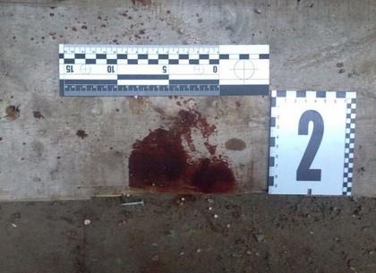 Стрельба на Сумской: есть пострадавшие