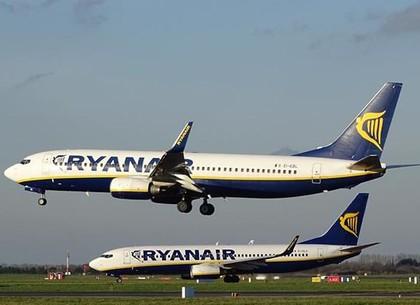 Ryanair может начать полеты из Украины в сентябре