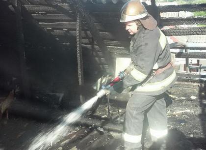 Напожаре вДнипре пострадали трое спасателей