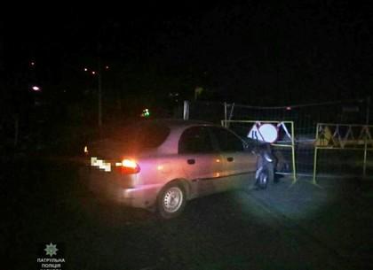 На Новгородской водитель влетел на ремонтируемый участок и отправился в неотложку