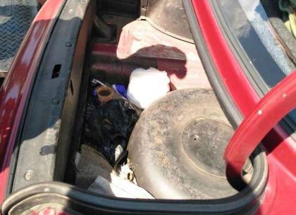 В машине приезжего из Луганщины нашли килограмм метадона
