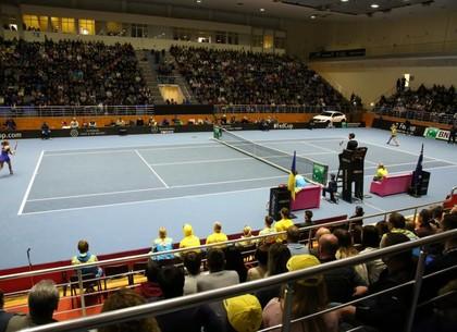 ITF признала теннисный матч Кубка Федерации в Харькове лучшим в первом полугодии