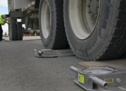 Вгосударстве Украина изменили порядок проведения габаритно-весового контроля фургонов