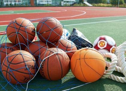 В Харькове в этом году открыли десять новых школьных стадионов