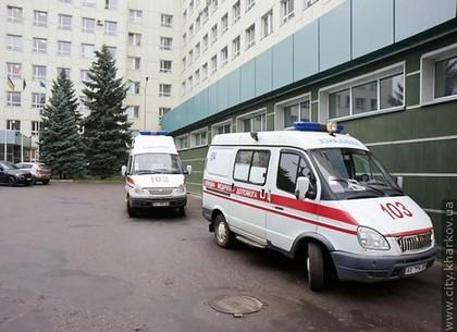 В центре Харькова произошла перестрелка, есть раненые