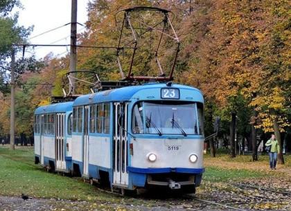 Трамваи №23 и 26 временно изменят маршрут