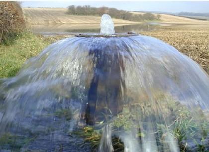 Под Харьковом незаконно добывали воду
