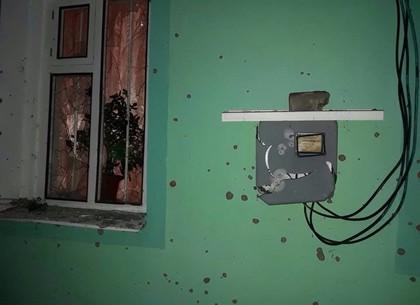 Под Харьковом во двор частного дома бросили гранату