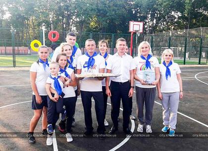 В Харькове прошли соревнования «Спортивный человек - здоровая нация»