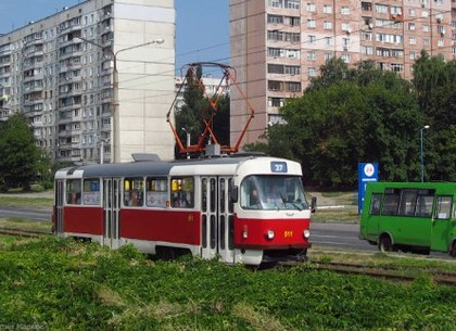 Трамвай №27 временно изменит маршрут