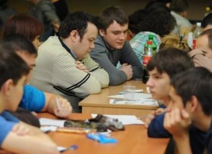 В Харькове стартует отборочный этап студенческого кубка «Что? Где? Когда?»
