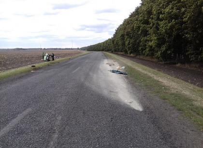 В трагедии наБалаклейщине умер шофёр легковушки