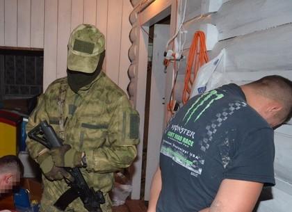В Харькове поймали организатора нарколаборатории на Западной Украине