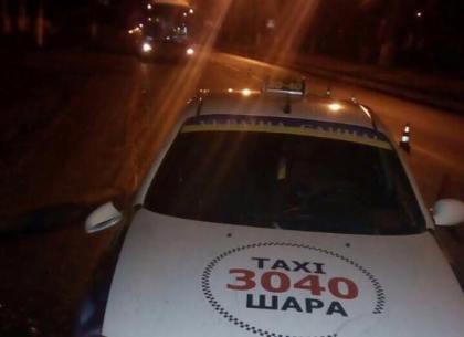 Таксист сбил пешехода, который переходил дорогу в неустановленном месте (ФОТО)