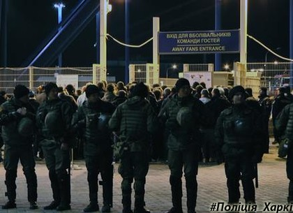 ВХарькове задержали 64-летнего мужчину, сообщившего о«заминировании» стадиона