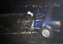 В Харькове иномарка влетела в автобус: есть погибший и пострадавшие (ФОТО)