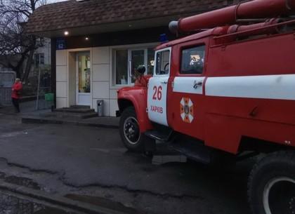 Пожар вНовобаварском районе— умер мужчина