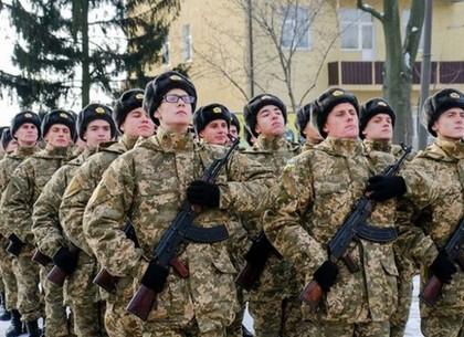 Руководство Украины увеличило количество призывников наосень 2017 надве тысячи