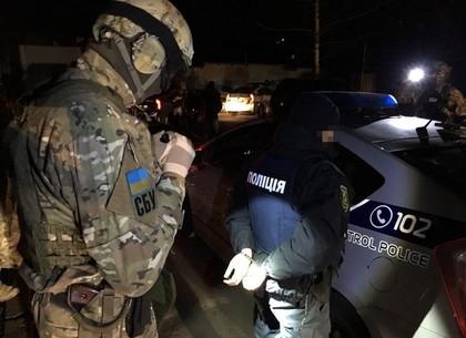 ВОдесской области СБУ задержала заместитель начальника  регионального  отдела милиции