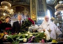 Самое большое и самое ценное его произведение - Независимость Украины - Президент попрощался с поэтом Иваном Драчом