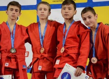 чемпионат украины по самбо 2018 харьков