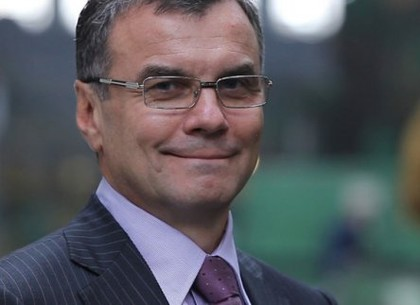 Геннадий Кернес поздравил с юбилеем Виктора Субботина