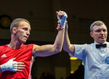 Харьковский боксер завоевал серебряную медаль Европейских игр