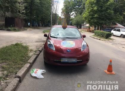 ДТП: женщина-пешеход оказалась под колесами машины (ФОТО, ВИДЕО)