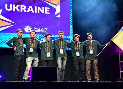 На Международной математической олимпиаде харьковский школьник занял второе место