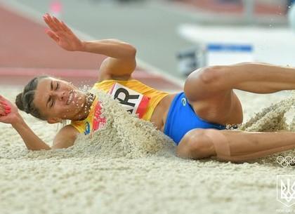 Харьковская легкоатлетка стала призером этапа