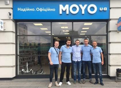 В Харькове открылся новый магазин MOYO