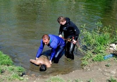 Ушел купаться и пропал: под Харьковом утонул мужчина