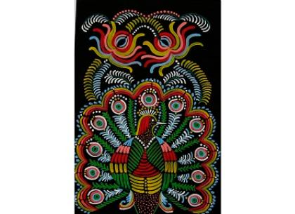 Выставка декоративной росписи «Сад расписанных чудес» пройдет в Харькове