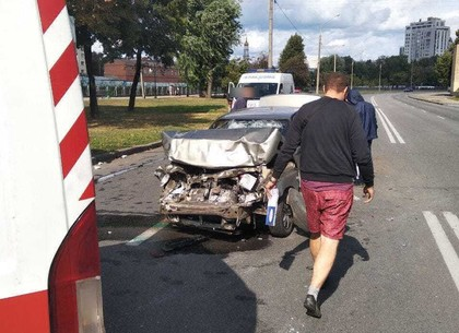 ДТП: на Основе - авария с пятью пострадавшими