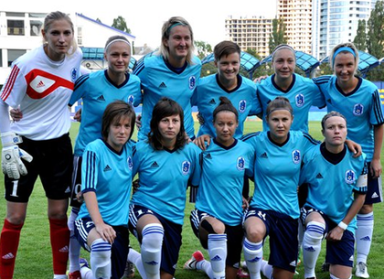 В Харькове стартовали отборочные матчи женской Лиги чемпионов УЕФА