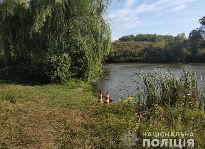 На водохранилище под Харькововом гранаты собирали, как грибы