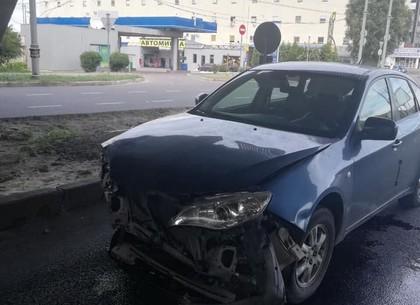 ДТП: в результате аварии пострадала женщина