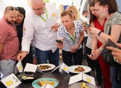 В Харькове прошли соревнования на Кубок Украины по кулинарии